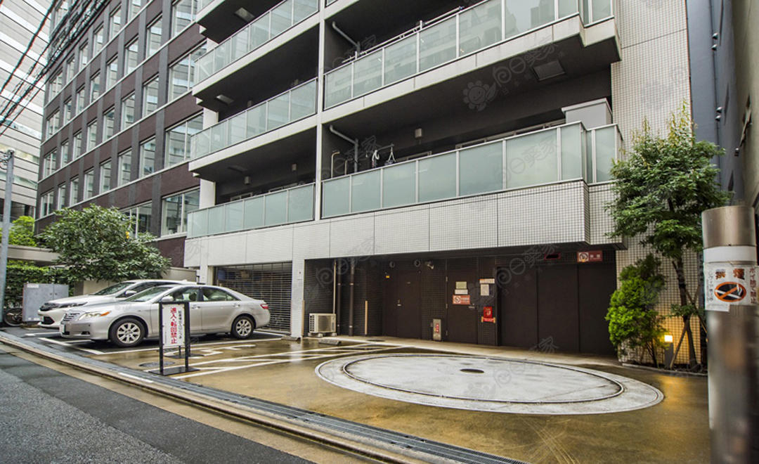 日本东京都涩谷区惠比寿自住2居室公寓