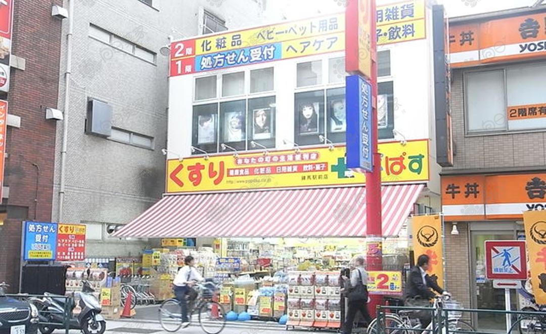 日本东京都板桥区赤塚满室出租公寓整栋