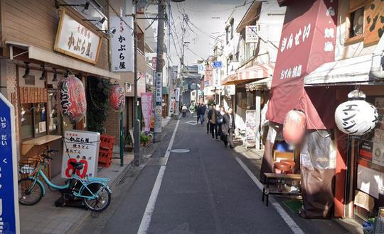 日本东京都杉并区笹塚满室出租公寓整栋