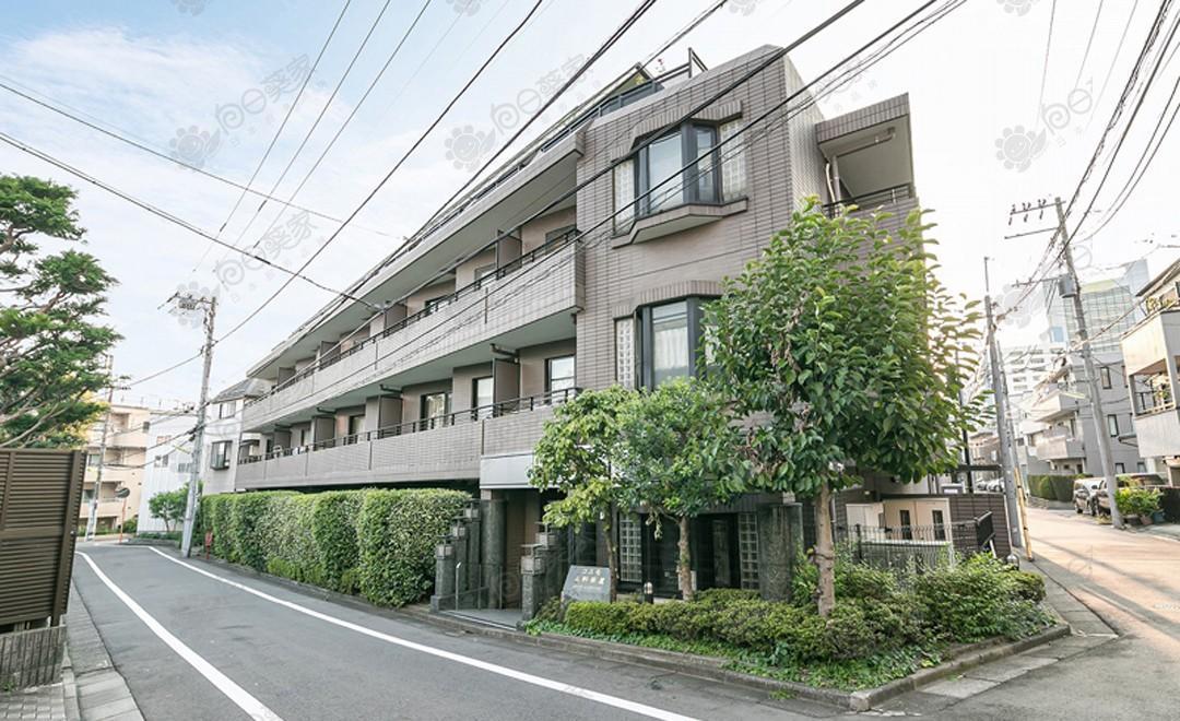 日本东京都世田谷区三轩茶屋自住3居室公寓