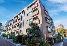 日本东京都港区麻布十番自住2居室公寓