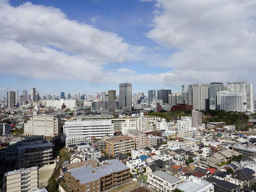 日本东京都品川区大崎2居室公寓