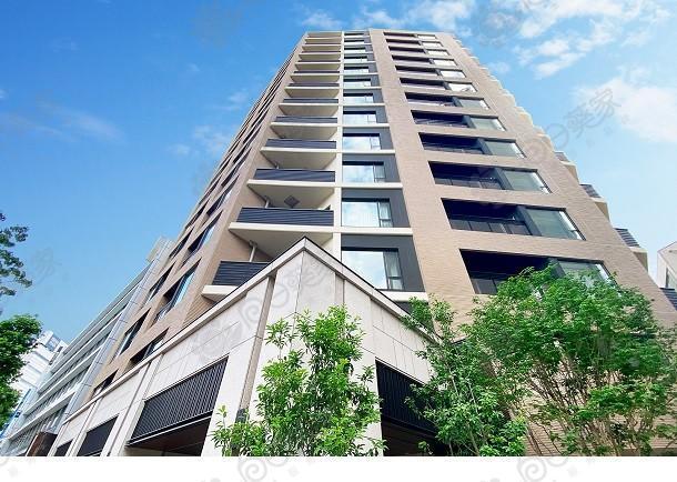 日本东京都涩谷区广尾自住2居室公寓