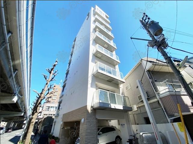 日本东京都世田谷区樱新町公寓整栋