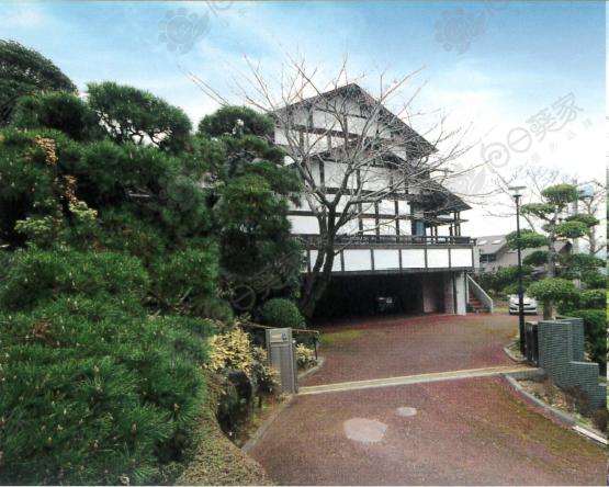 日本静冈县伊东度假别墅