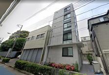 日本东京都板桥区志村坂上小户型公寓整栋
