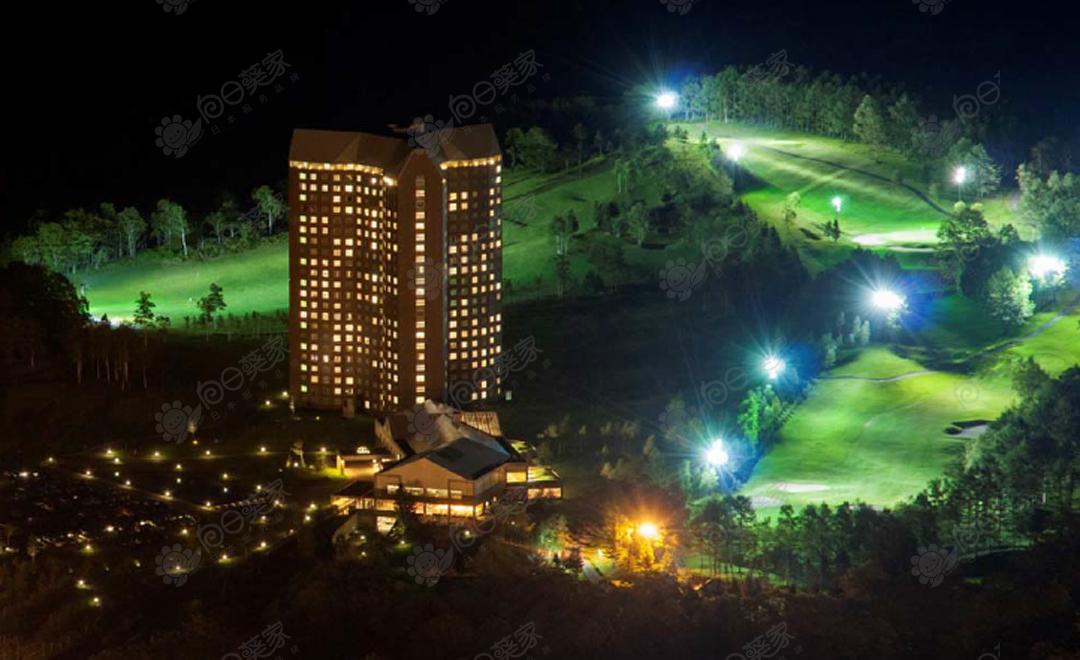 日本北海道留寿都度假村高品质酒店