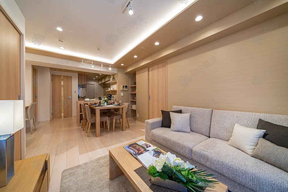 日本东京都新宿区新大久保2居室公寓