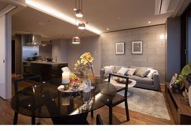 日本东京都中央区月岛2居室公寓