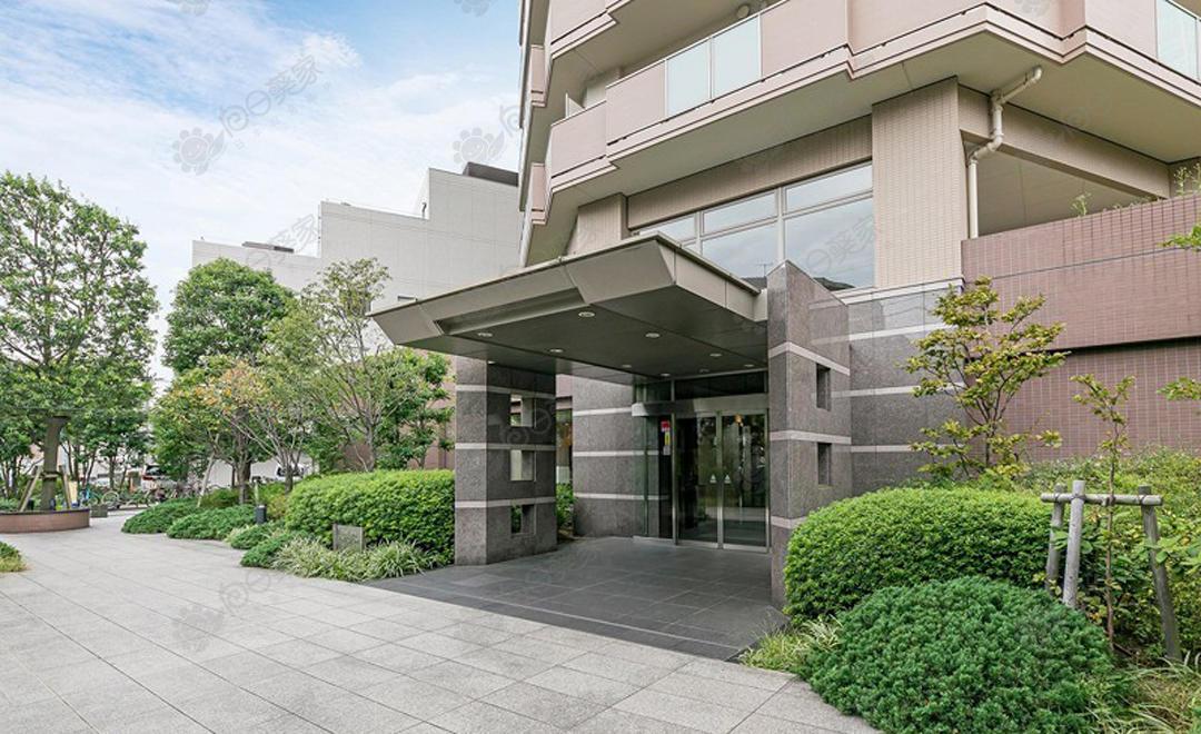 日本东京都新宿区新宿御苑前2居室公寓