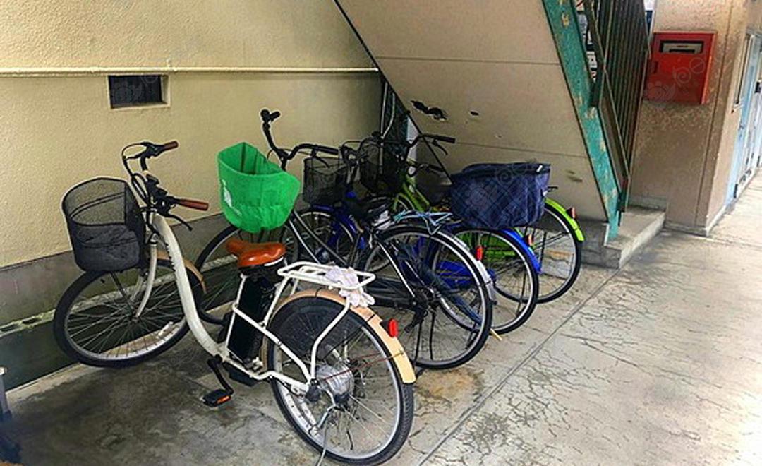 日本大阪市鹤见区放出小户型公寓