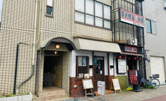 日本大阪市旭区清水站1分钟公寓整栋