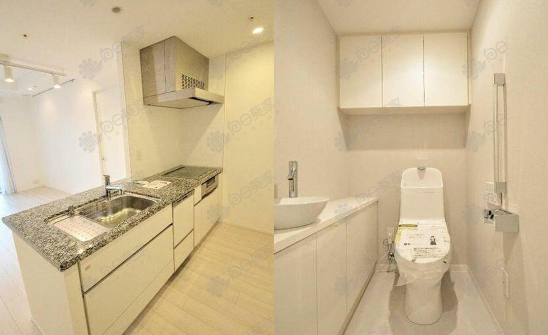 日本东京都中央区晴海3居室高级公寓