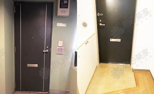 日本东京都江户川区平井公寓整栋