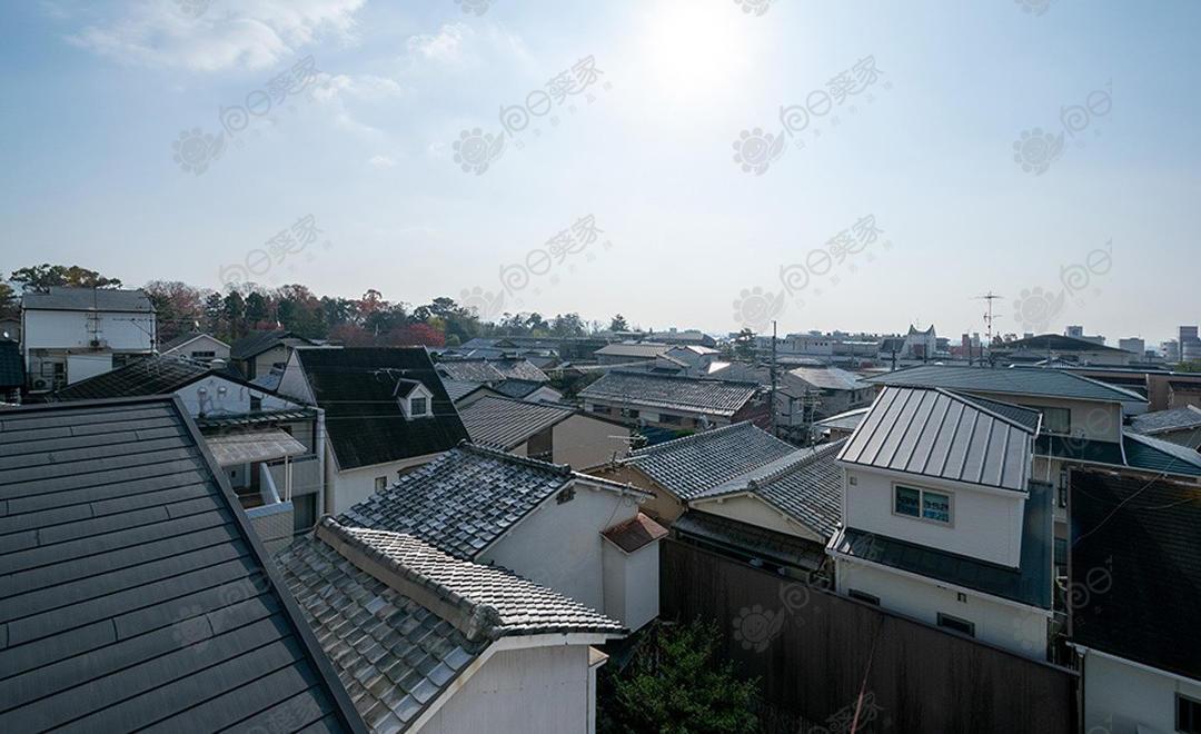 日本京都市北区北野白梅町一户建