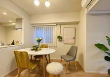 日本东京都丰岛区驹込2居室公寓