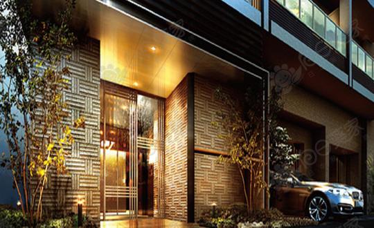 日本东京都中央区月岛高级公寓