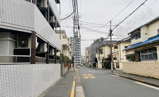 日本东京都北区王子公寓整栋