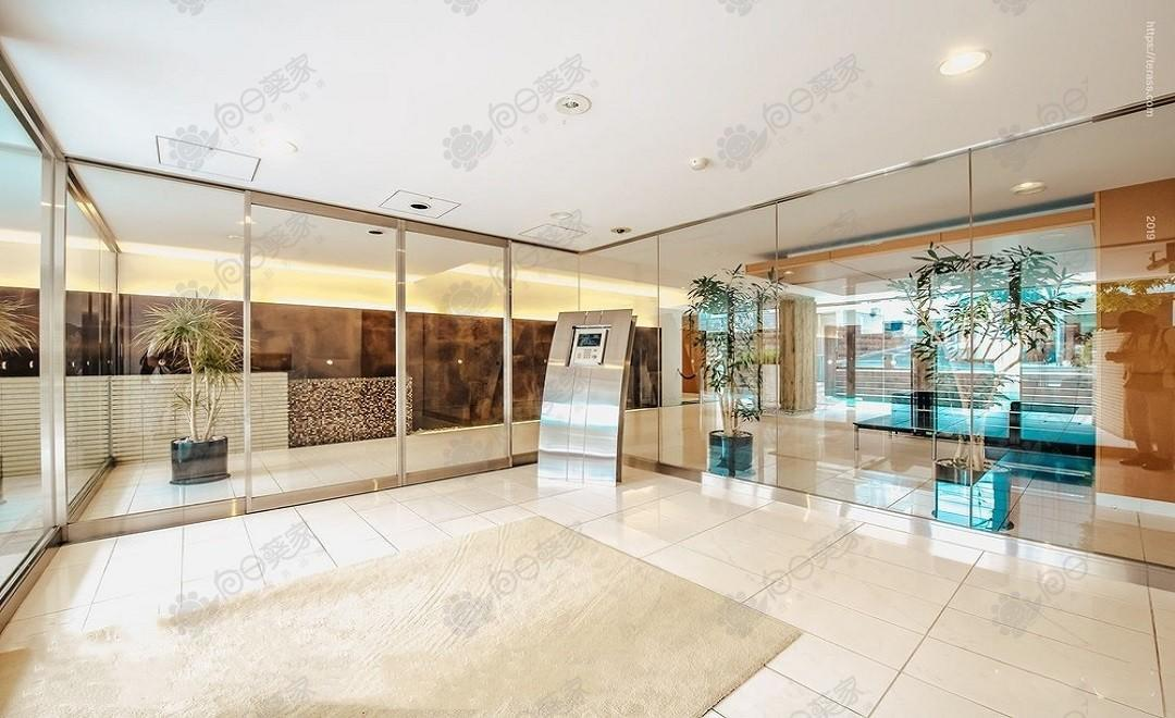 日本东京都港区高轮私人庭院高级公寓