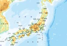 日本地震比较少的地区在哪里?