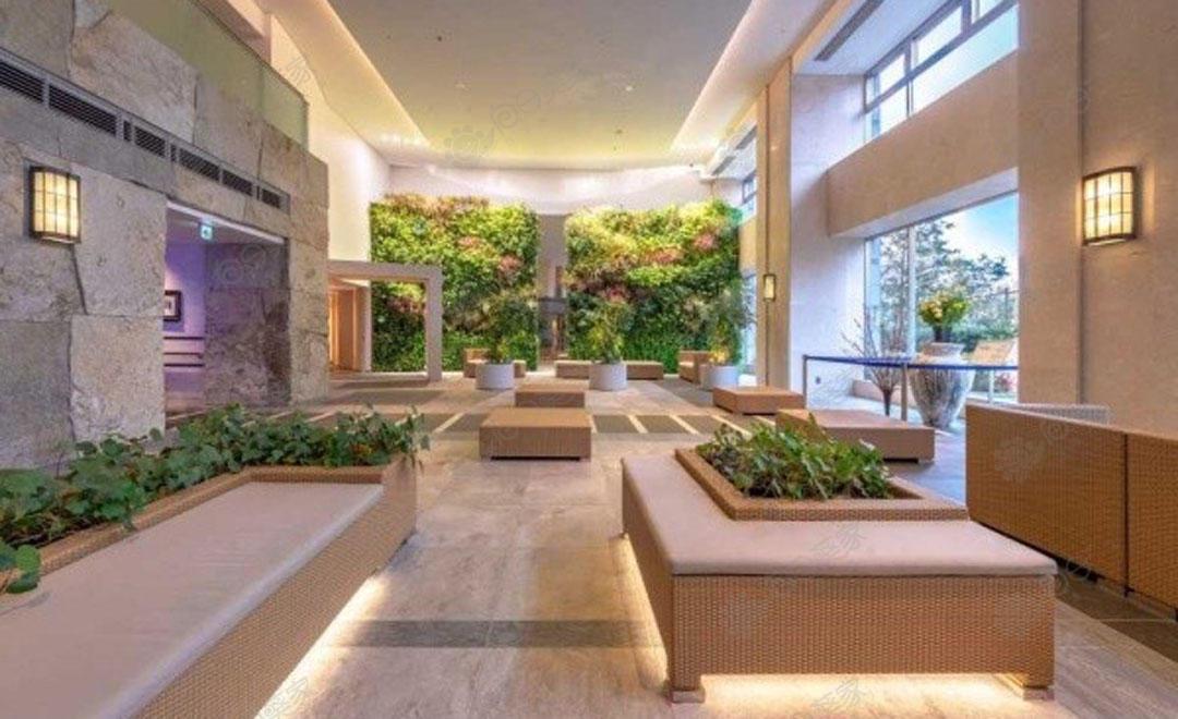 日本东京都新宿区富久2居室塔式公寓