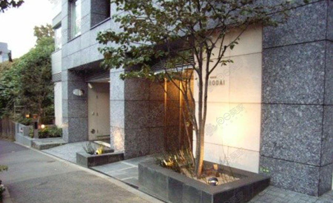 日本东京都文京区江户川桥3居室公寓
