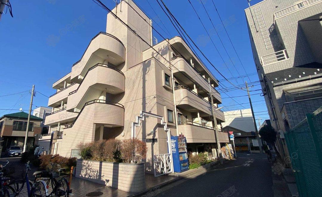 日本东京都练马区上石神井店铺公寓整栋