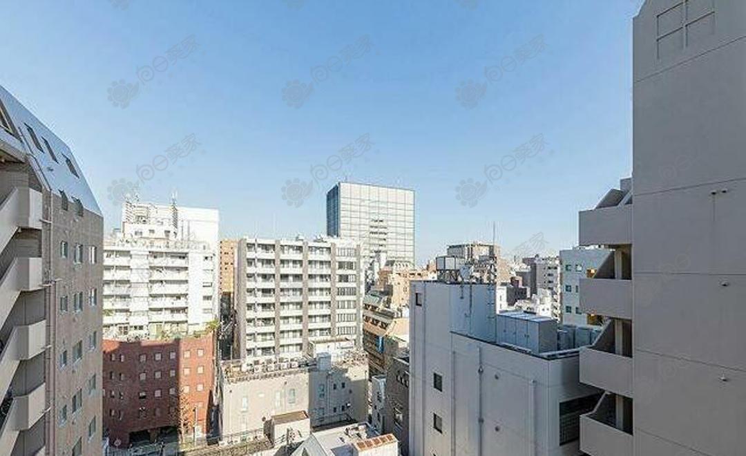 日本东京都中央区人形町学区3居室公寓