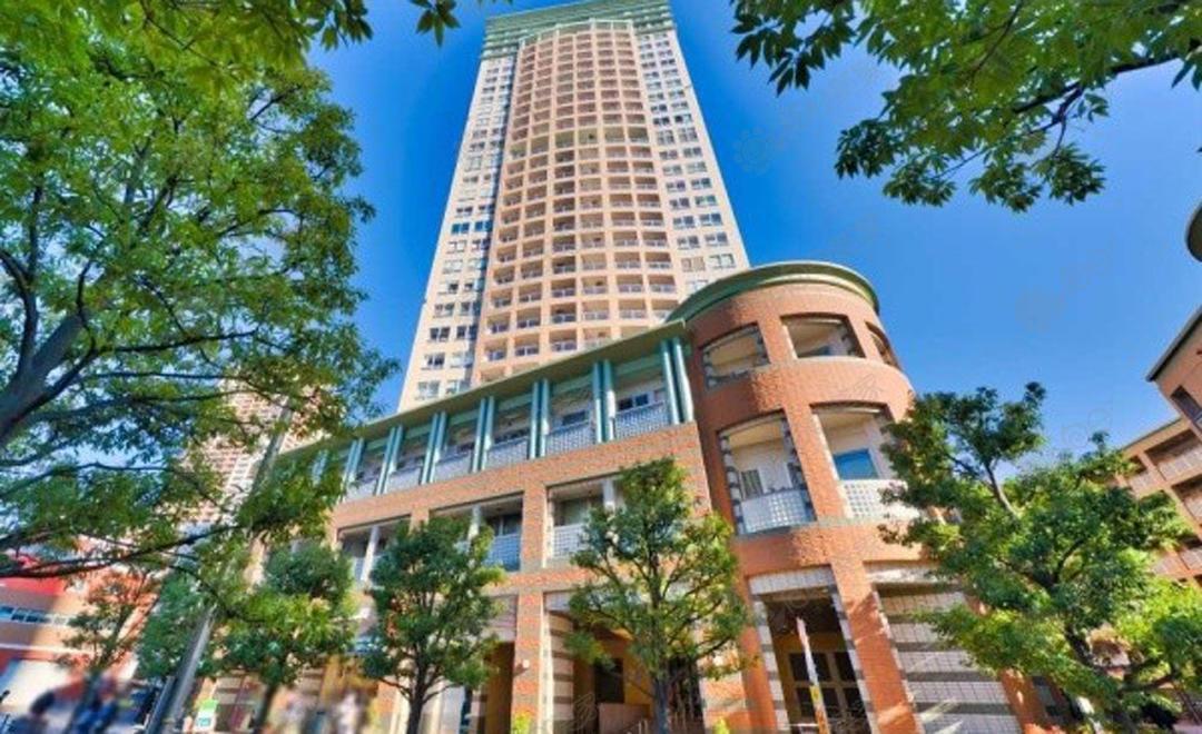 日本东京都品川区塔式高层2居室公寓