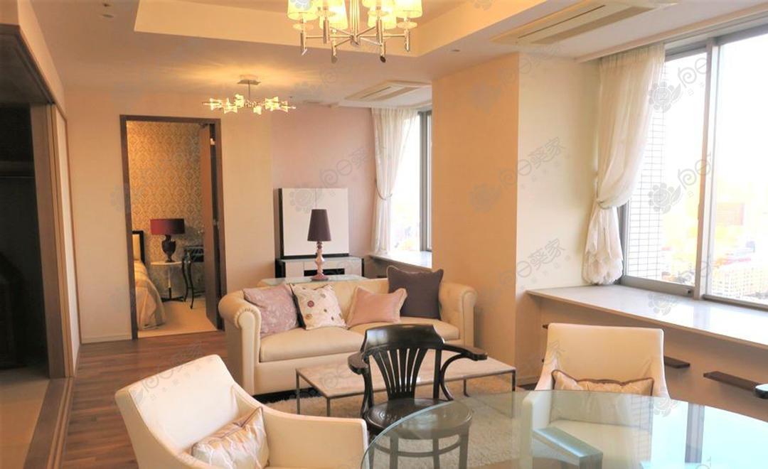 日本东京都港区高轮台2居室公寓