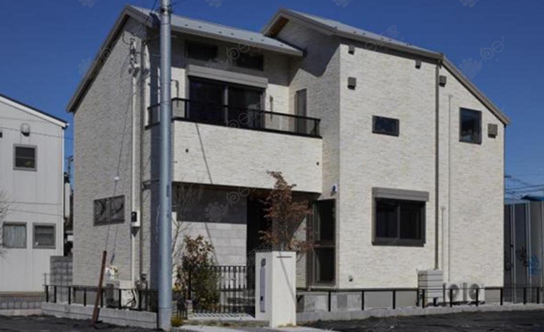 日本东京都世田谷区学区深泽一户建