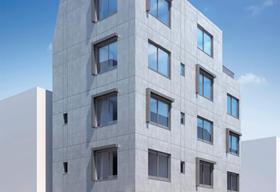 日本东京都涩谷区本町设计风格公寓整栋