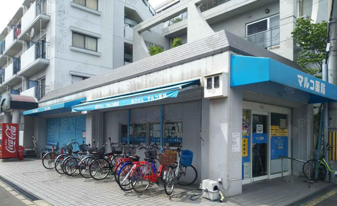 日本大阪市旭区千林大宫小户型公寓整栋