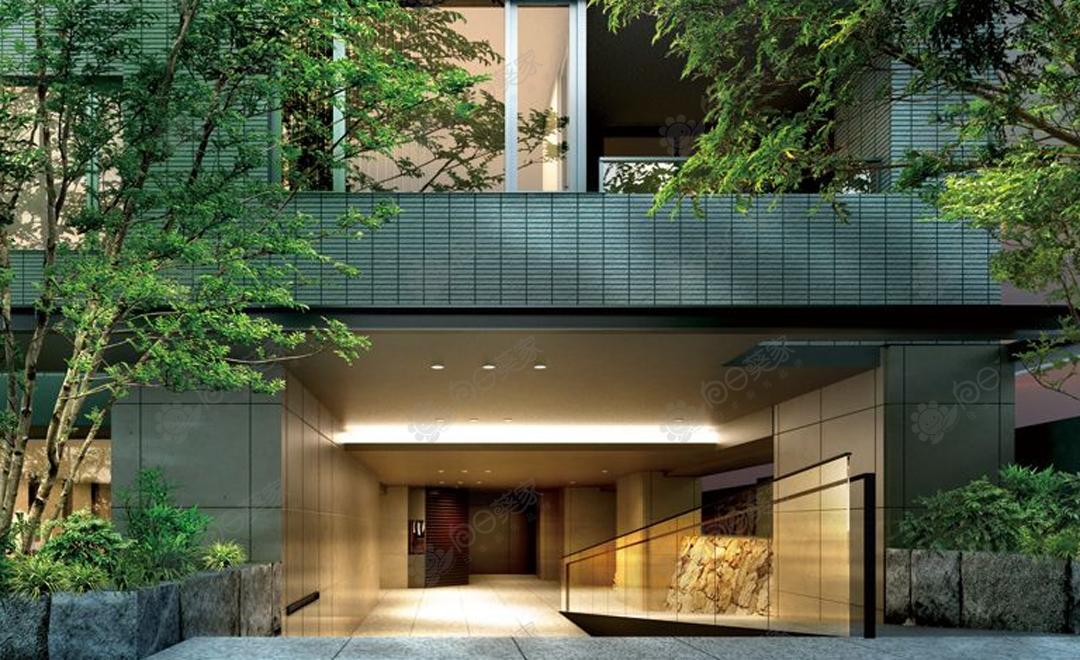 日本东京都文京区小石川学区2居室高级公寓