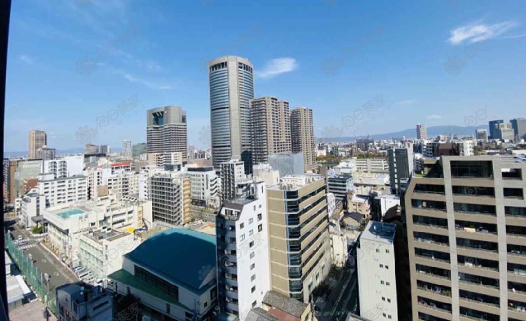 日本大阪市北区大阪天满宫3居室公寓(15层)