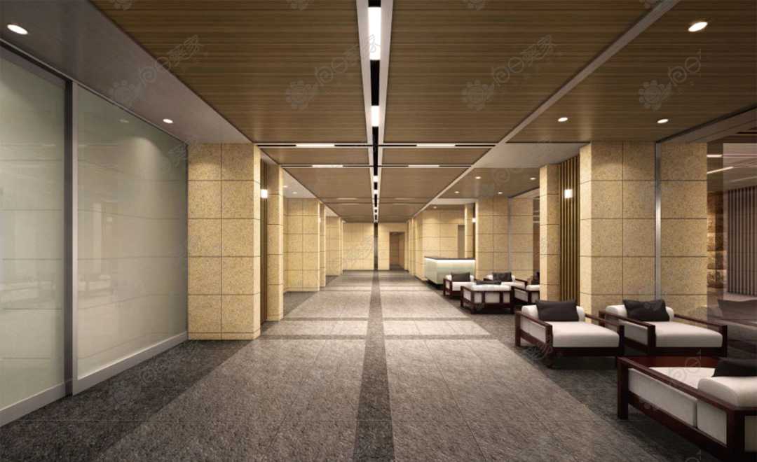 日本东京都港区南青山新开发塔楼公寓