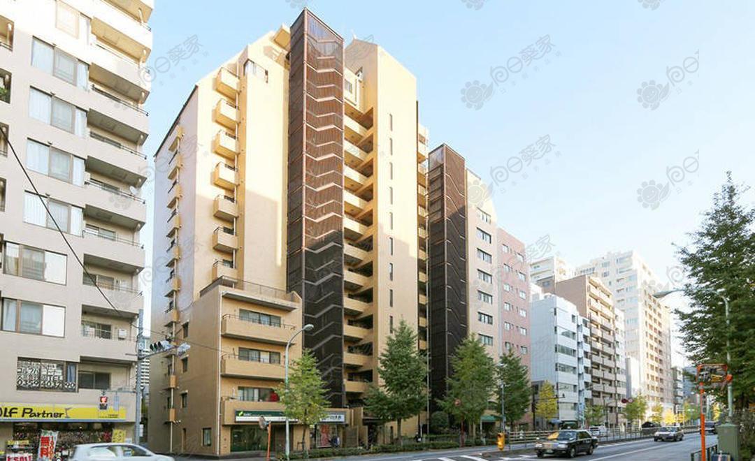 日本东京都文京区音羽3居室学区公寓