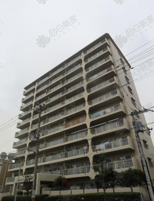 日本大阪市西淀川区姬岛翻新2居室公寓