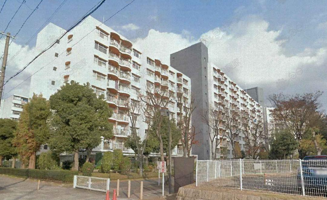 日本大阪市都岛区毛马町翻新3居室公寓