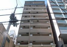 日本大阪市中央区岛之内小户型公寓