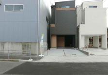 日本大阪市平野区加美4居室一户建