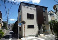 日本东京都世田谷区驹泽大学3居室一户建