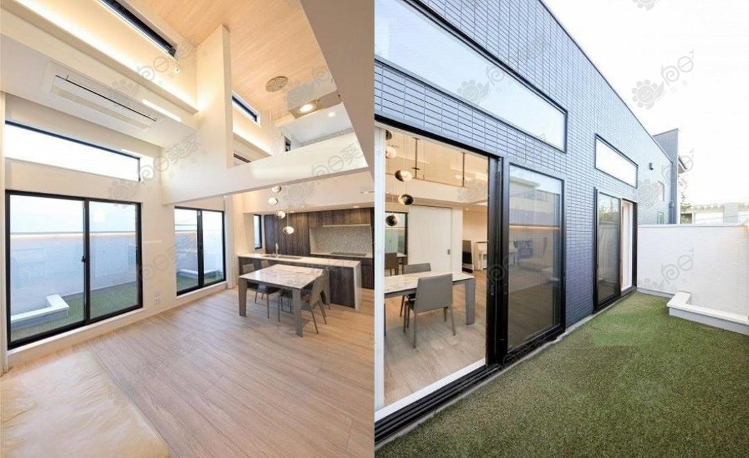 日本东京都高级住宅区目黑区豪宅公寓整栋