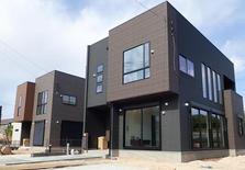 日本千叶县印西市大型别墅群一户建