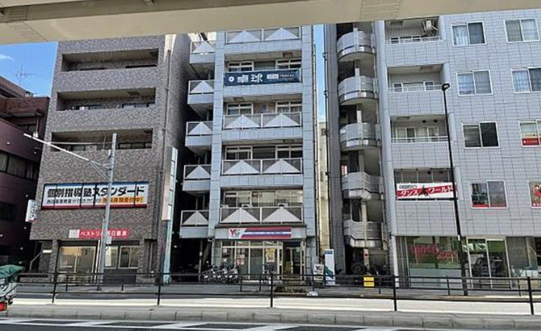 日本东京都荒川区西日暮里满租公寓整栋