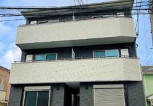 日本东京都葛饰区四木满租公寓整栋