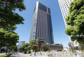 日本神奈川县横滨市超高层2居室塔楼公寓