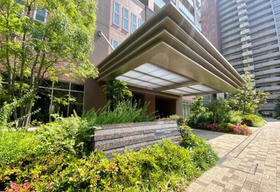 日本大阪市西区阿波座高品质塔楼公寓