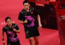 奥运乒乓球团体赛刘诗雯遗憾退出,日本网友大呼可惜