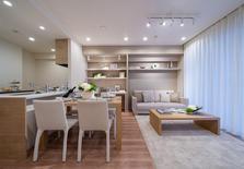 日本东京都港区芝浦2居室高级公寓
